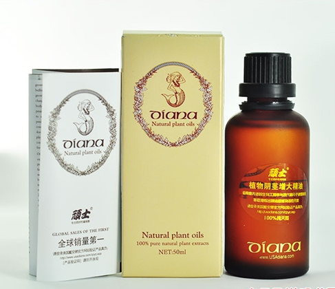 Diana Natural Plant Oil